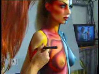 Make-up Atelier Body art